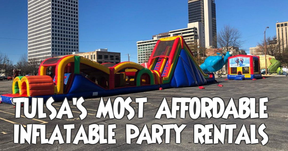 bounce house rental tulsa inflatable rental