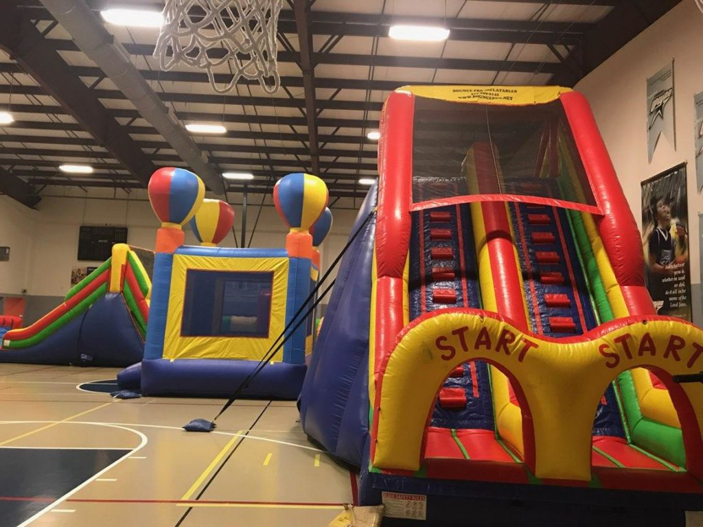 19ft inflatable slide rental bounce house tulsa