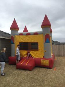 Classic Castle Bounce House Rental Tulsa
