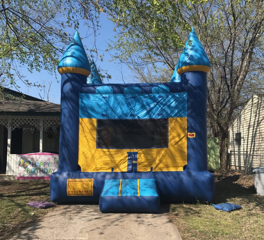 Dream Castle Bounce House Rental Tulsa