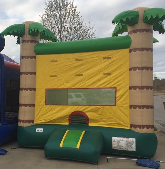 Jungle Jump Bounce House Rental