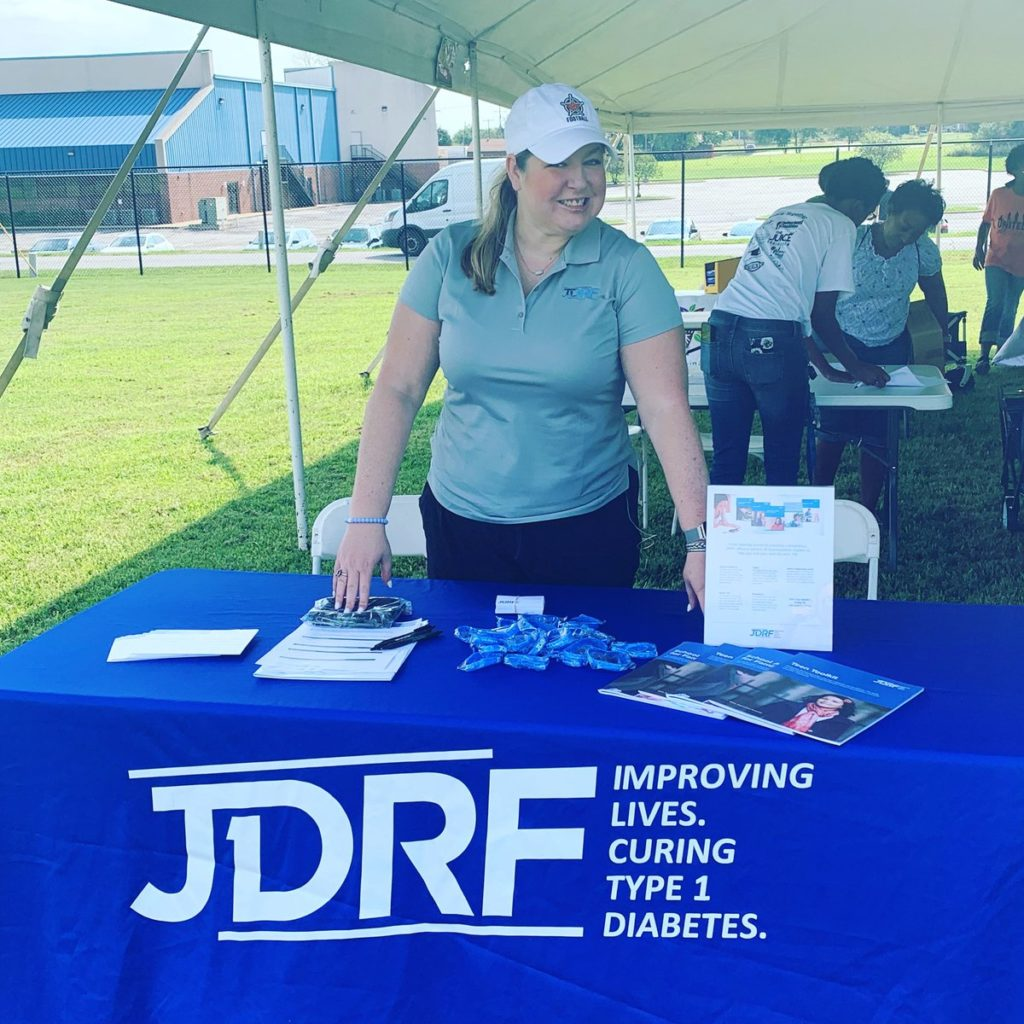JDRF Tulsa Bounce Pro Tulsa Rentals