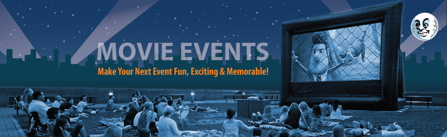 Outdoor Movie Rentals Tulsa Bounce Pro Inflatables