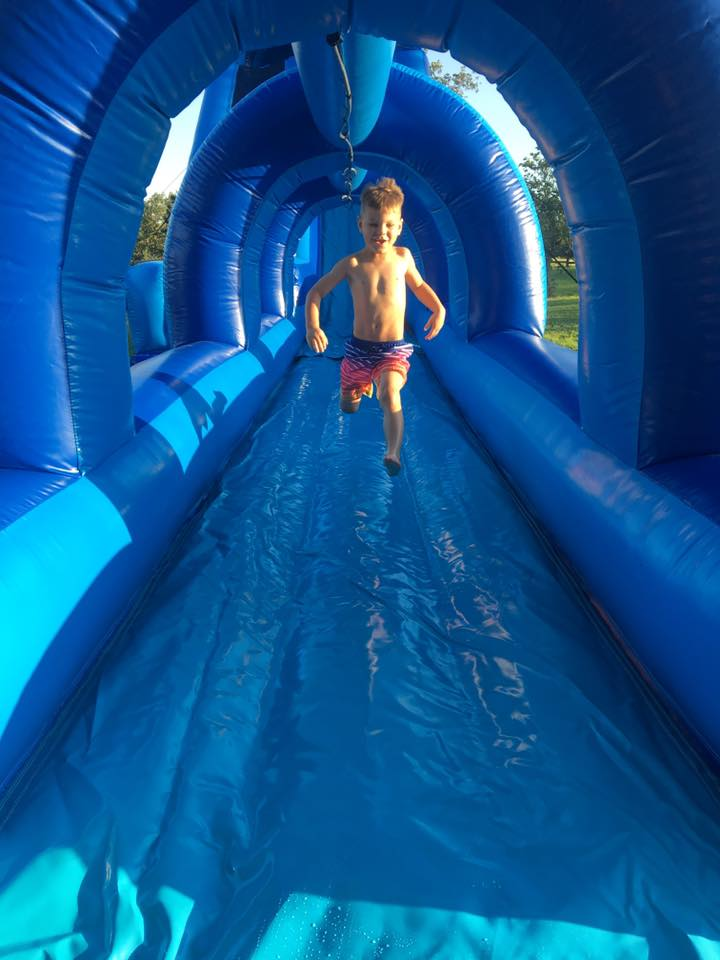 WaterSlide Slip and SLide 2