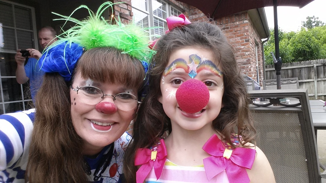 Chatters the Clown Services Tulsa