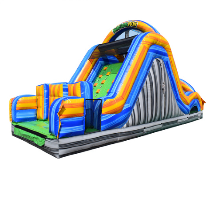 16' Radical Run Dry Slide